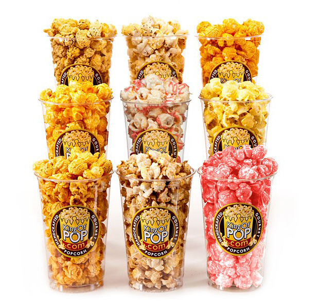 Thanksgiving Popcorn Feast