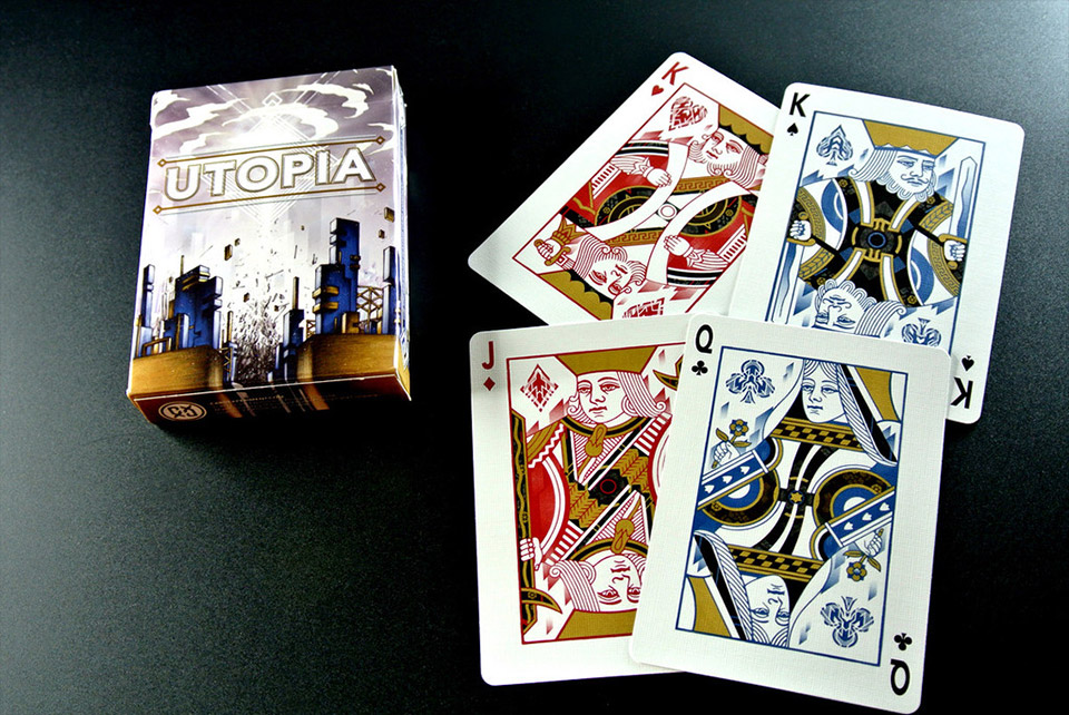 Utopia Playing Cards