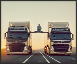 Volvo Trucks: The Epic Split