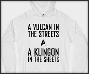 A Vulcan in the Streets Shirt