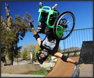 Wheelchair Freestyle
