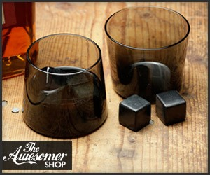 Whiskey Lover Black Set