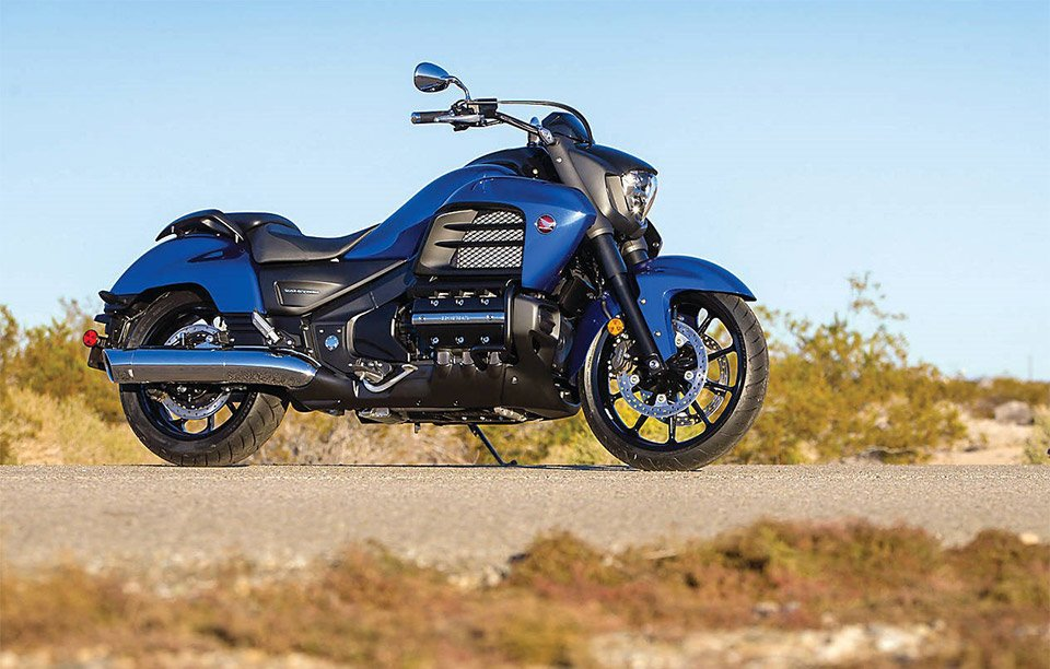 honda gold wing valkyrie  awesomer
