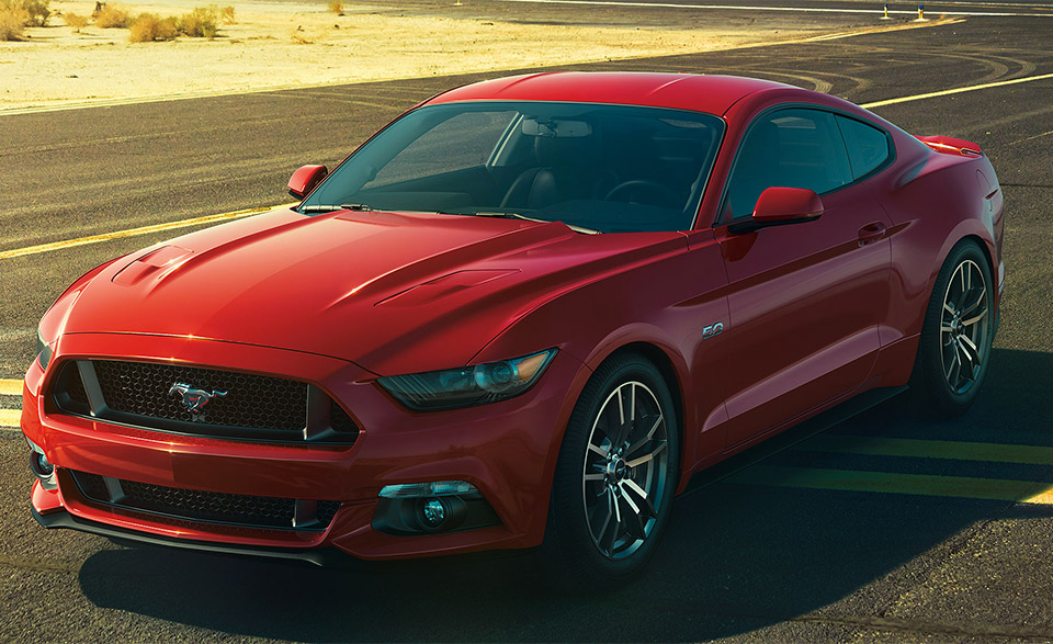 2015 Ford Mustang  The Awesomer
