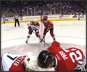 Hockey Referee POV