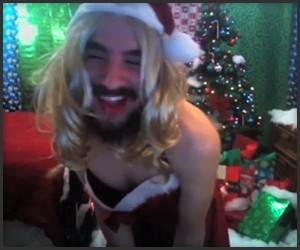 All I Want for Xmas on Chatroulette