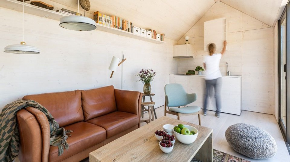 ÁPH80 Portable Home