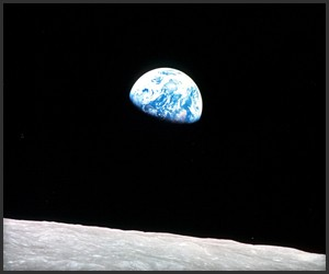 Earthrise 45th Anniversary