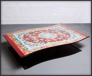 Flying Carpet Coffee Table