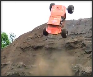 Off-Road Extreme Hill Climb