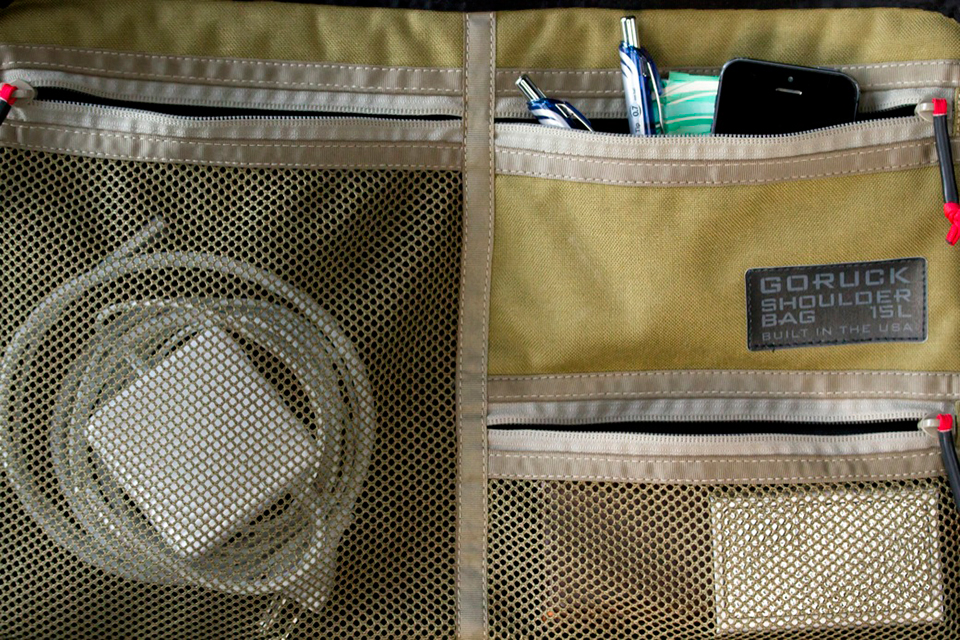 Goruck Bombproof Laptop Bags
