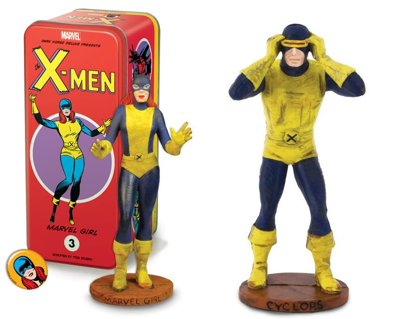 Marvel Classic X-Men Statues