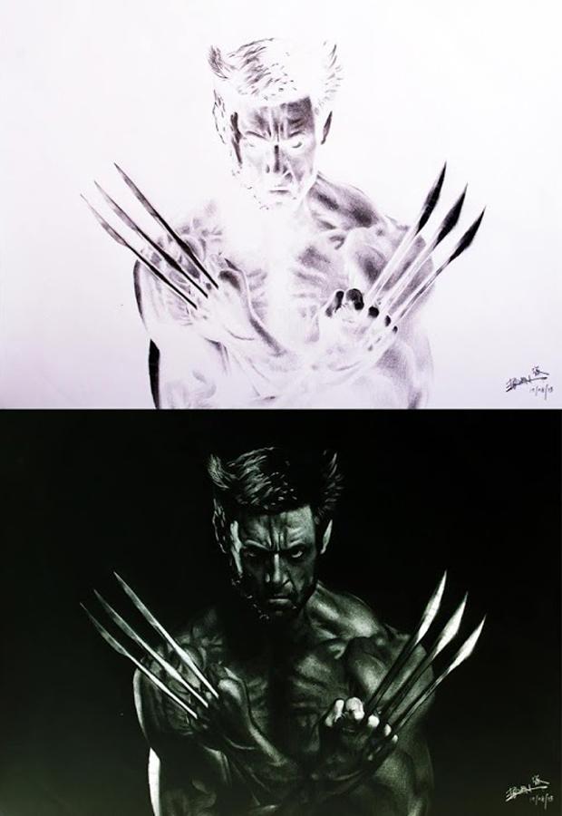 Negative Wolverine
