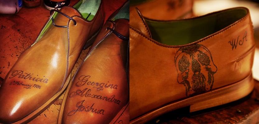 Oliver Sweeney Tattooed Goods