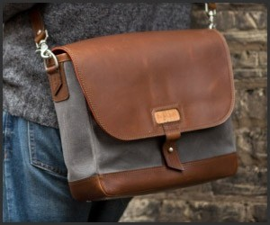 Pad & Quill Dry Goods Bags