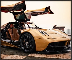 Pagani Huayra: Art, Emotion, Tech