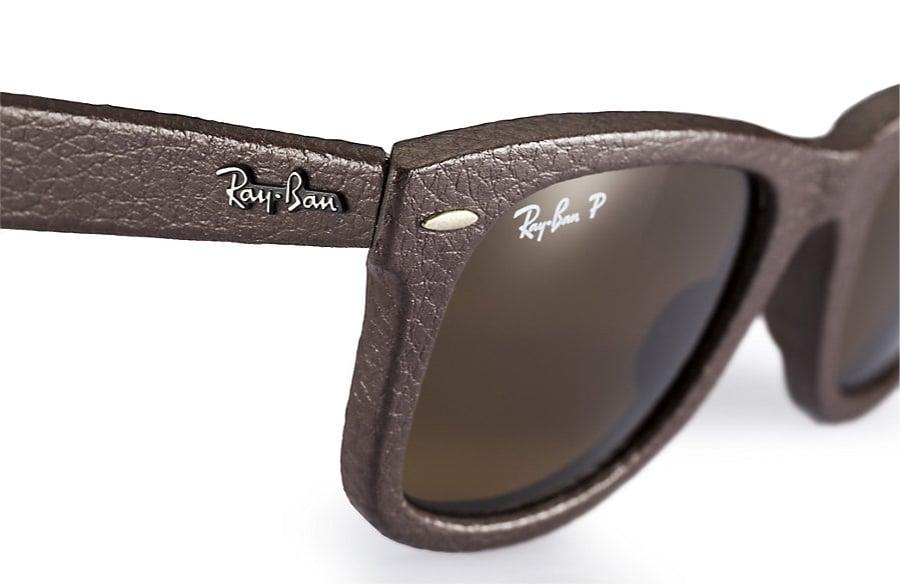 Ray-Ban Wayfarer Leather