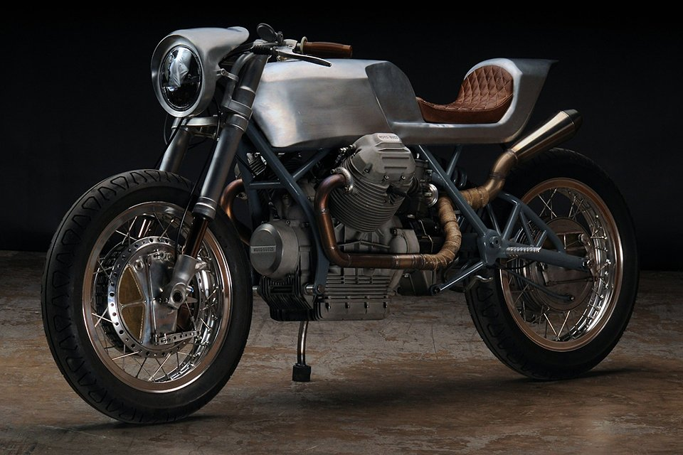Revival Cycles Moto Guzzi Beto