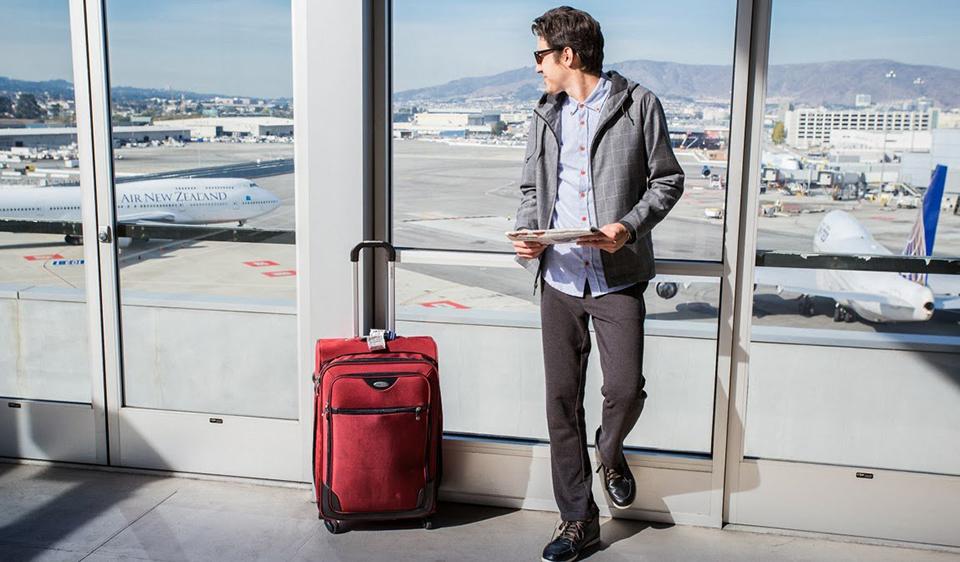 Travel Dress Pant Sweatpants