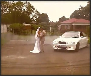The Wedding Kiss Burnout