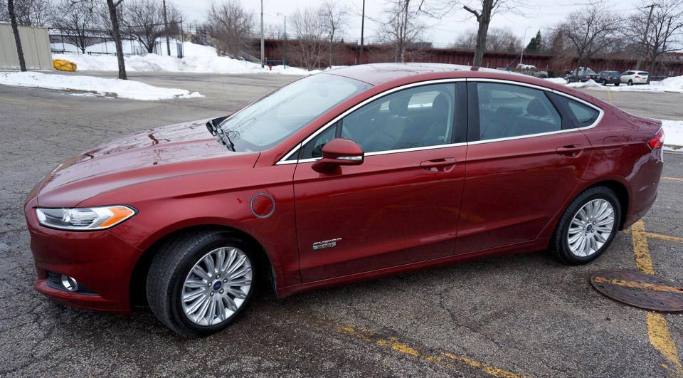 Ford Fusion Energi Plug-in Hybrid