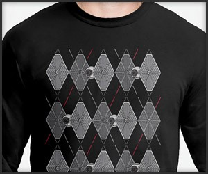 Argyle Fighters Long Sleeve Tee
