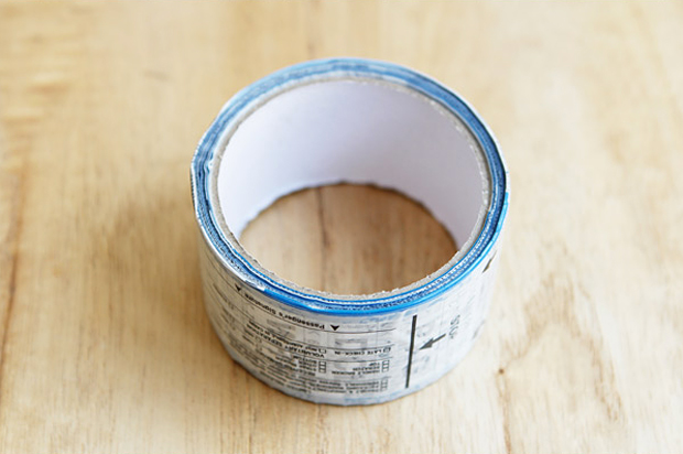 Baggage Tag Packing Tape