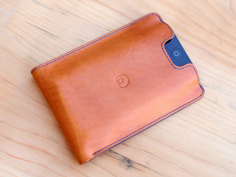 Danny P. iPhone 5/5S Wallet Case