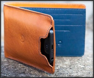 Danny P. iPhone 5/5S Wallet Case
