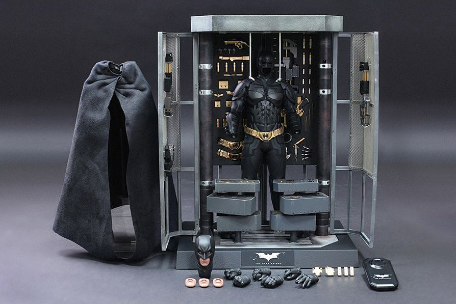 The Dark Knight Batman Armory