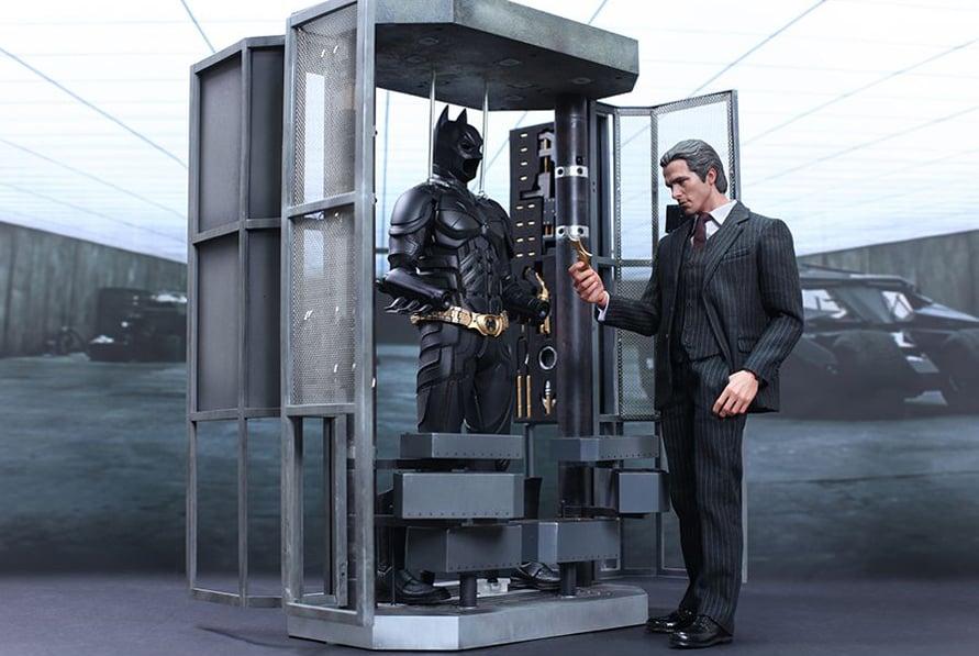 The Dark Knight Batman Armory