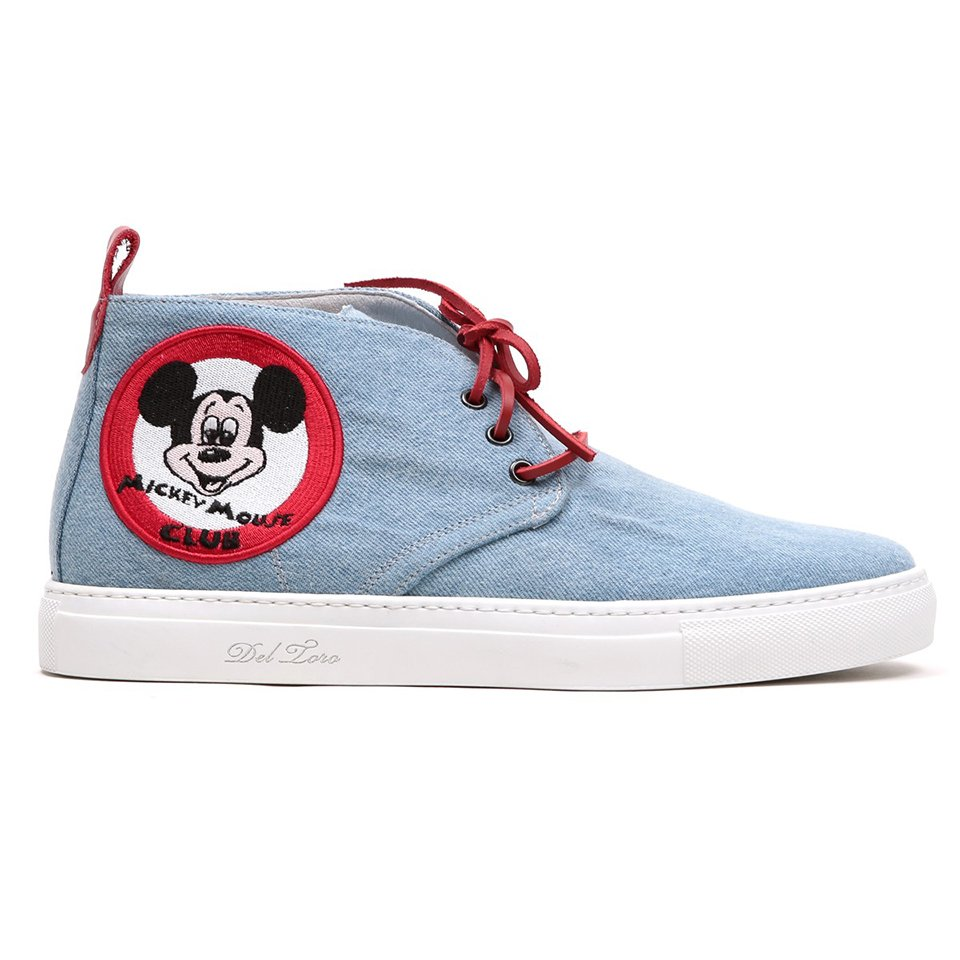 Disney x Del Toro Shoes