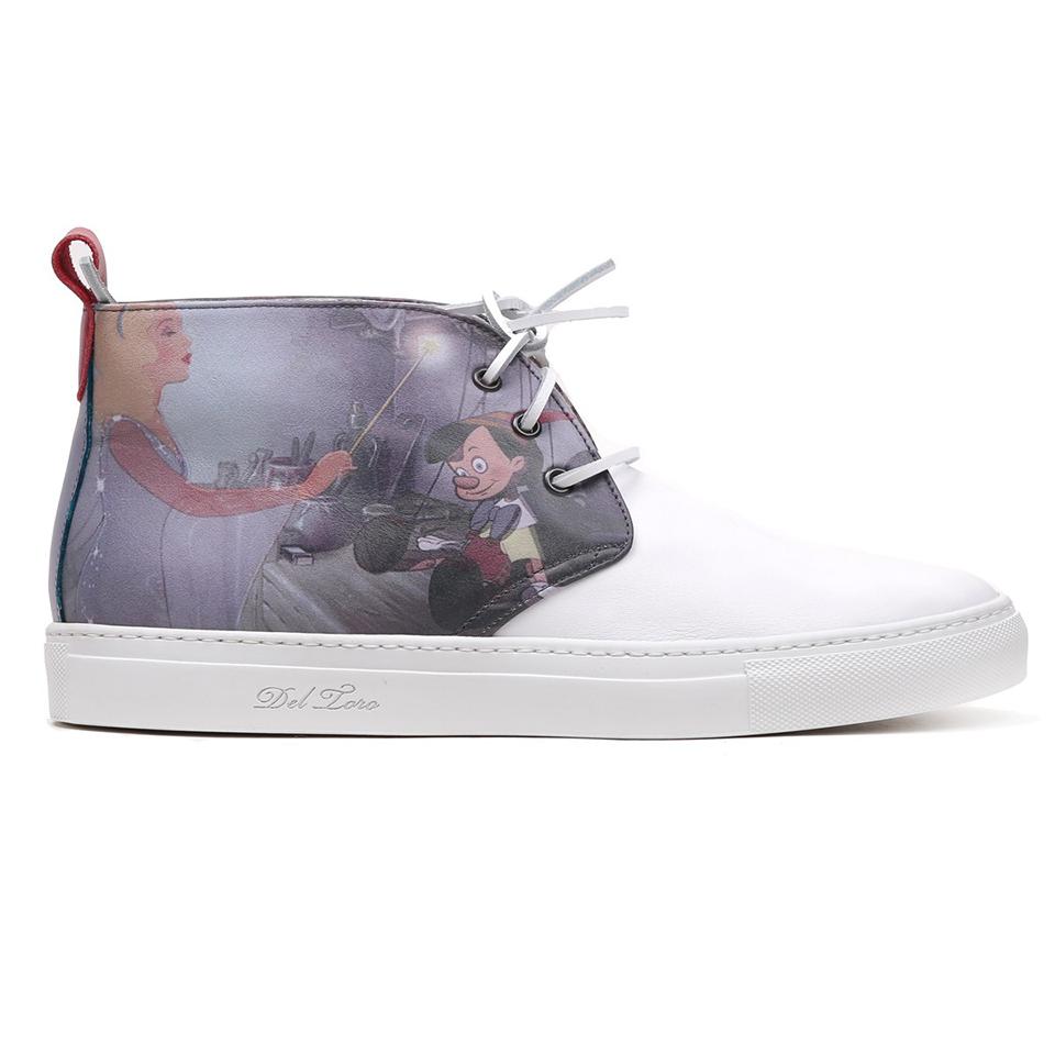 Disney x Del Toro Shoes