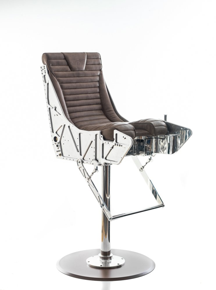 Ejector Seat Bar Stools The Awesomer