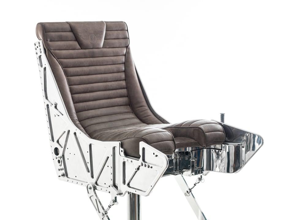 Ejector Seat Bar Stools