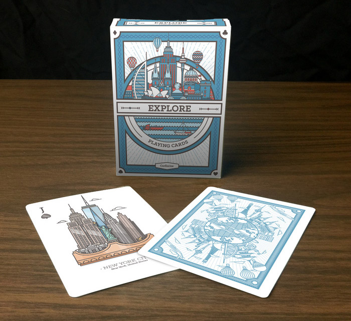 Explore Playing Cards