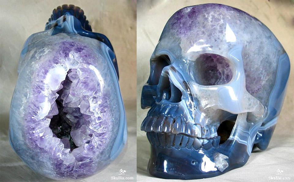 Geode Skull