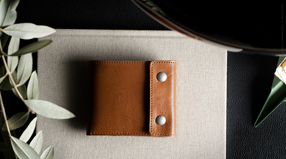 Hard Graft Snap Wallet