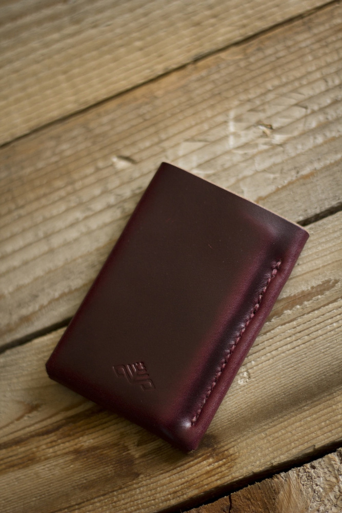 Inkleaf Double-Cross Wallet