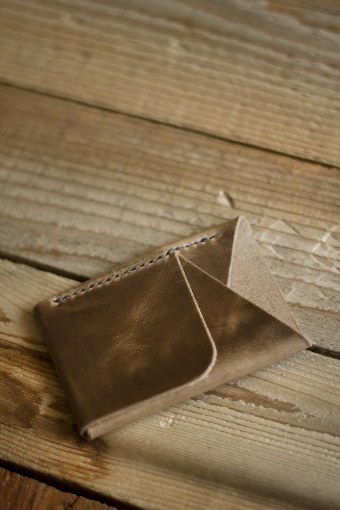 Inkleaf Double-Cross Wallet