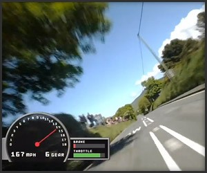 Isle of Man TT: Surreal