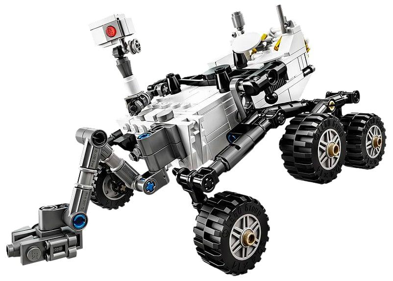 LEGO Curiosity Rover