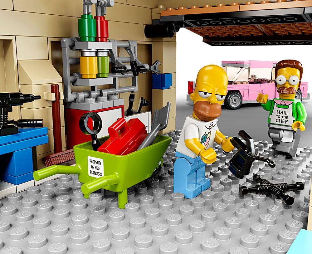 LEGO x The Simpsons