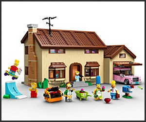 LEGO x The Simpsons