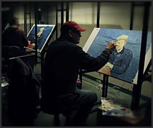 Loving Vincent: Hand-Painted Film