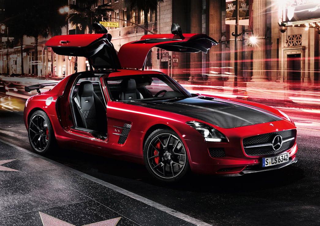 MB AMG GT SLS Final Edition