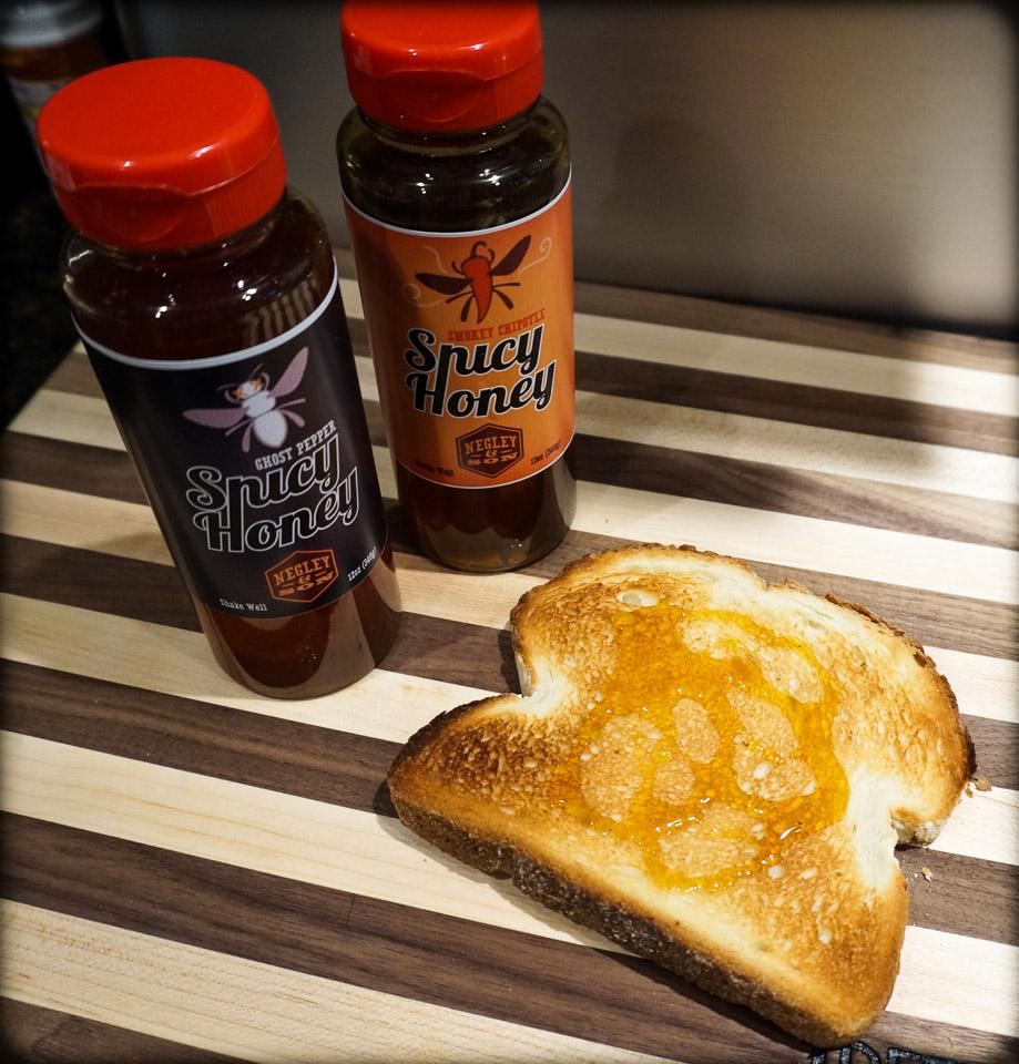 Spicy Honey