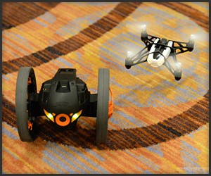 Parrot MiniDrone & Jumping Sumo