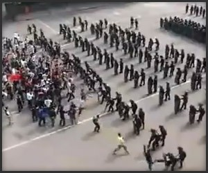 Riot Squad Formation