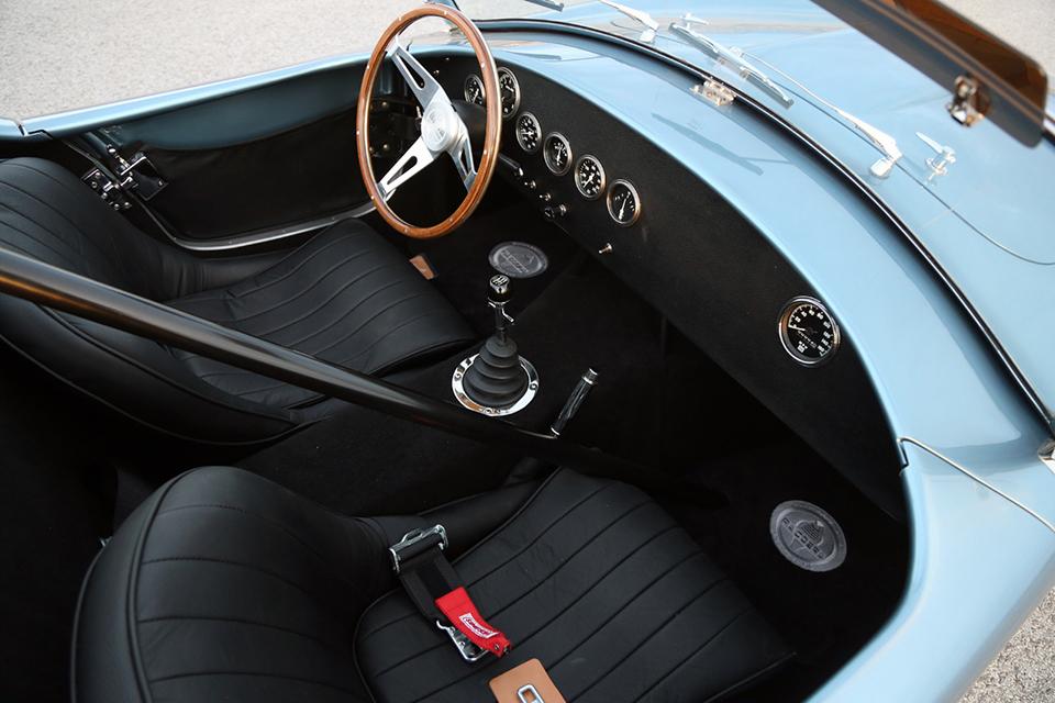 Shelby 50th Anniv. FIA Cobra